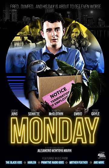 Monday (2019) Short Film REVIEW | crpWrites