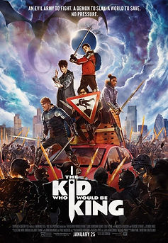 The Kid Who Would Be King REVIEW | crpWrites