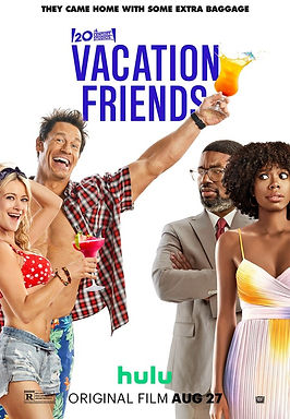 Vacation Friends (2021) MOVIE REVIEW | CRPWrites