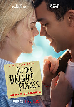 All the Bright Places REVIEW   crpWrites