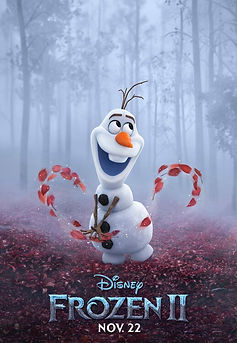 Frozen 2 REVIEW | crpWrites