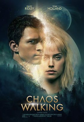 Chaos Walking (2021) MOVIE REVIEW | CRPWrites