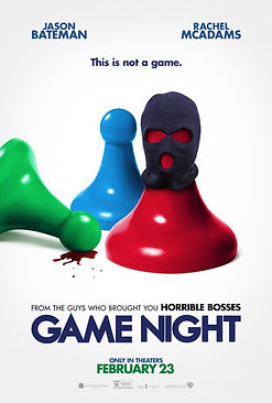 """REVIEW: """"Game Night"""" 