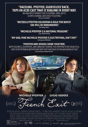 Movie Review: French Exit | CRPWrites