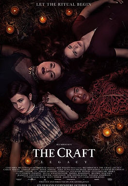 The Craft: Legacy (2020) MOVIE REVIEW | crpWrites