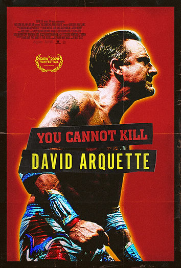 You Cannot Kill David Arquette (2020) Documentary REVIEW | crpWrites