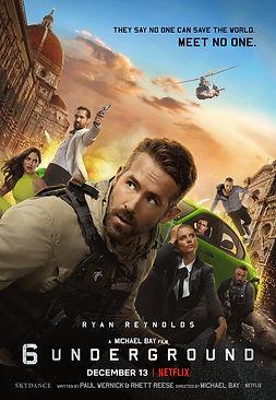 6 Underground (Netflix) REVIEW | crpWrites