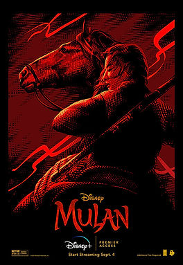 Mulan (2020) MOVIE REVIEW | crpWrites