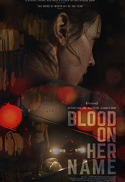 Blood On Her Name REVIEW | crpWrites