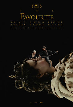 The Favourite REVIEW | crpWrites