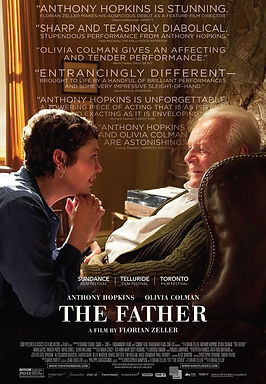 The Father (2021) MOVIE REVIEW | CRPWrites