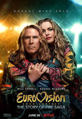 Eurovision Song Contest: The Story of Fire Saga (2020) MOVIE REVIEW | crpWrites