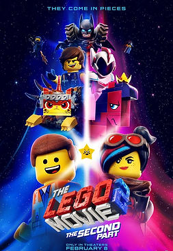 The Lego Movie 2: The Second Part REVIEW   crpWrites