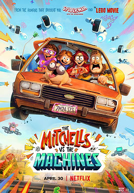 Review: 'The Mitchells vs. the Machines' (2021) | CRPWrites