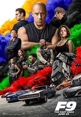 F9: The Fast Saga (2021) MOVIE REVIEW   CRPWrites