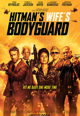 Hitman's Wife's Bodyguard (2021) MOVIE REVIEW | CRPWrites