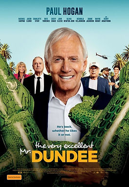 The Very Excellent Mr. Dundee (2020) MOVIE REVIEW   CRPWrites