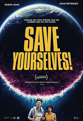 Save Yourselves! (2020) MOVIE REVIEW | crpWrites