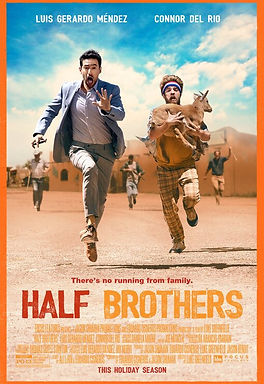 Half Brothers (2020) MOVIE REVIEW   CRPWrites