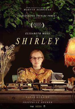 Shirley (2020) Hulu MOVIE REVIEW | crpWrites