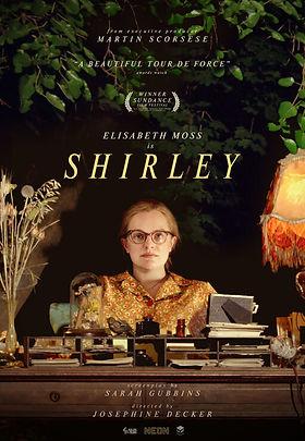 Shirley (2020) Hulu MOVIE REVIEW   crpWrites