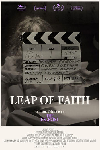 Documentary Review - Leap of Faith: William Friedkin on The Exorcist