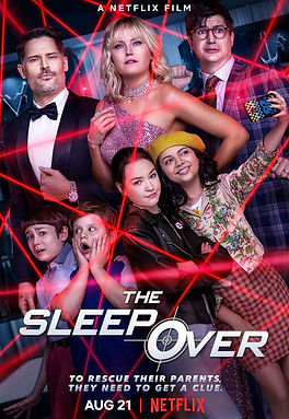 The Sleepover (2020) MOVIE REVIEW | crpWrites