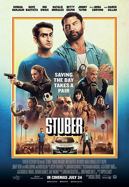 Stuber REVIEW | crpWrites