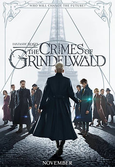 Fantastic Beasts: The Crimes of Grindelwald REVIEW | crpWrites