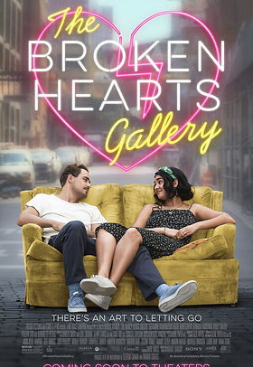 The Broken Hearts Gallery (2020) MOVIE REVIEW | crpWrites