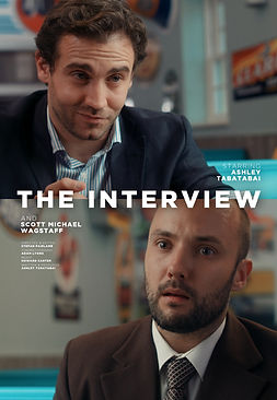 The Interview (Short) REVIEW | crpWrites