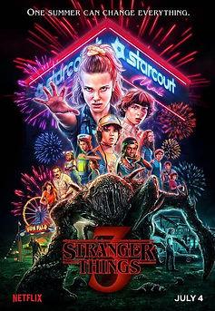 Stranger Things 3 REVIEW | crpWrites