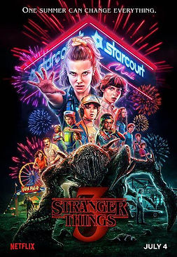 Stranger Things 3 REVIEW | crpWrites