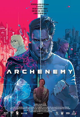 Archenemy (2020) MOVIE REVIEW | CRPWrites