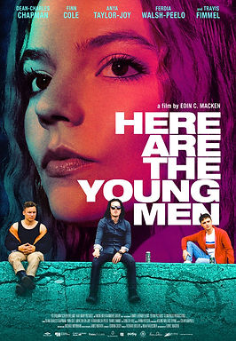 Movie Review: 'Here Are the Young Men' (2021) | CRPWrites