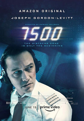 7500 (2020) Amazon Origlinal MOVIE REVIEW | crpWrites