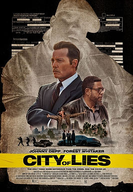 City of Lies (2021) MOVIE REVIEW | CRPWrites