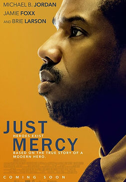 Just Mercy REVIEW | crpWrites
