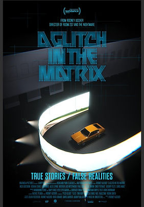 A Glitch in the Matrix (2021) MOVIE REVIEW | CRPWrites
