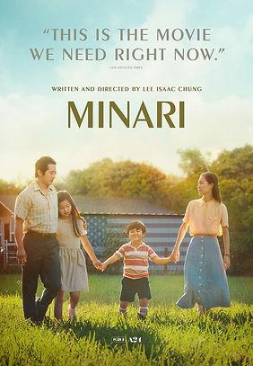 Minari (2021) MOVIE REVIEW   CRPWrites