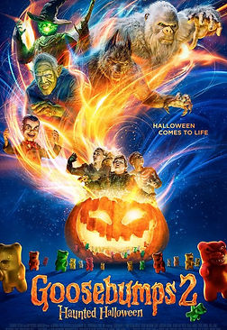 Goosebumps 2: Haunted Halloween REVIEW | crpWrites