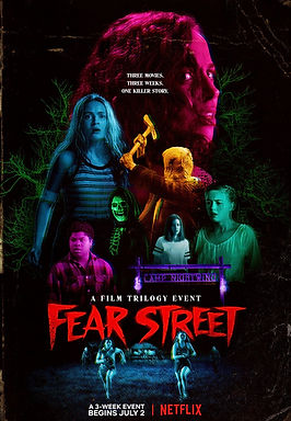 The Fear Street Trilogy (2021) MOVIE REVIEW | CRPWrites
