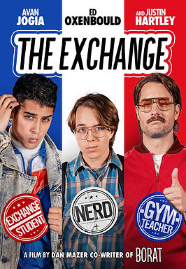 The Exchange (2021) MOVIE REVIEW | CRPWrites