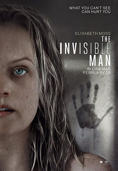 The Invisible Man REVIEW | crpWrites