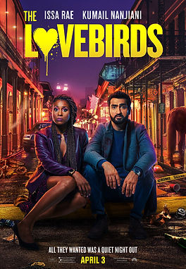 The Lovebirds (2020) Netflix MOVIE REVIEW | crpWrites
