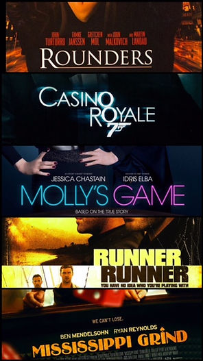What Are the Ingredients For A Good Poker Film?   Film Essay