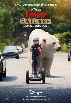 Timmy Failure: Mistakes Were Made REVIEW | crpWrites
