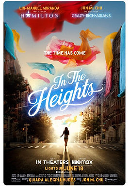 In The Heights (2021) MOVIE REVIEW | CRPWrites