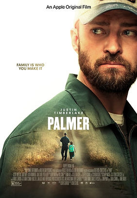 Palmer (2021) MOVIE REVIEW | CRPWrites