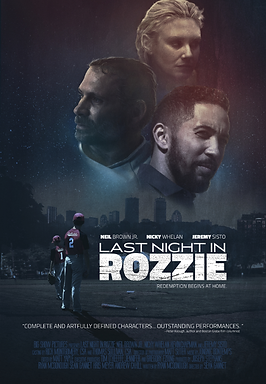 Last Night in Rozzie (2021) MOVIE REVIEW | CRPWrites